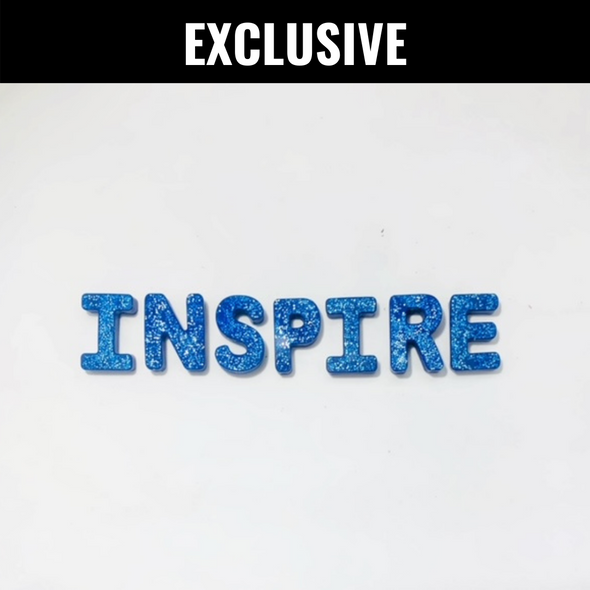BOY MEETS GIRL® x Cre8ive Crayonz INSPIRE Exclusive Set