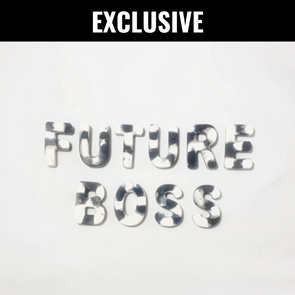 BOY MEETS GIRL® x Cre8ive Crayonz FUTURE BOSS Black & White Exclusive Set