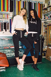 BOY MEETS GIRL® UNEXPECTED 2019 Double Layer Ankle Sweatpants