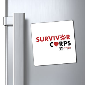BOY MEETS GIRL® x Survivor Corps Magnets