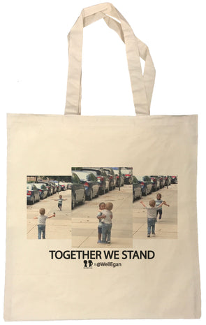 BOY MEETS GIRL® x @WellEgan Limited Edition Tote Bag