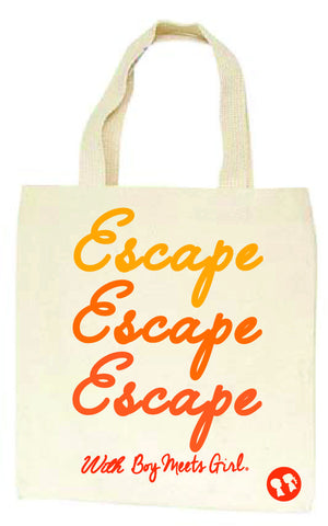Escape Tote Bag