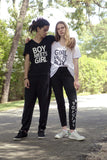 Girl Meets Boy Tee (V-Neck)