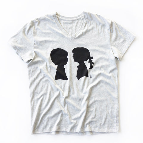 BOY MEETS GIRL® Alice Logo Tee