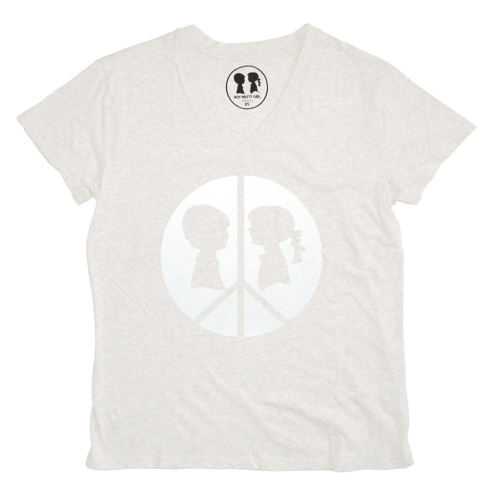 Peace Please Tee