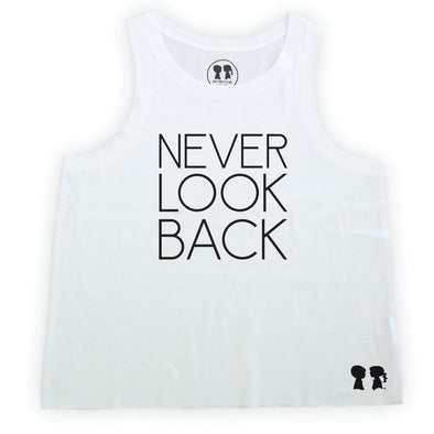 Never Look Back Box Tank
