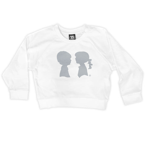 Alice Logo Crop Sweatshirt