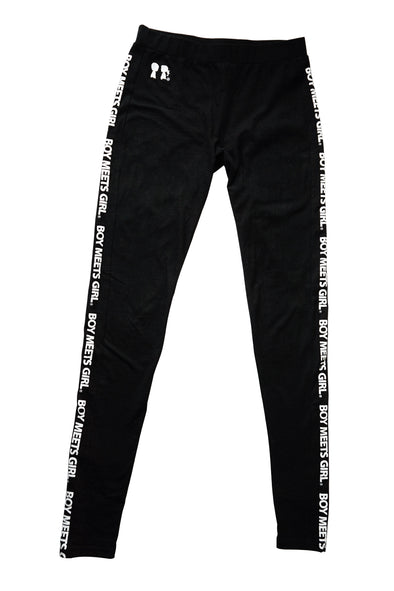 BOY MEETS GIRL® Tracksuit Leggings