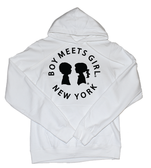 BOY MEETS GIRL® in New York Pullover Hoodie