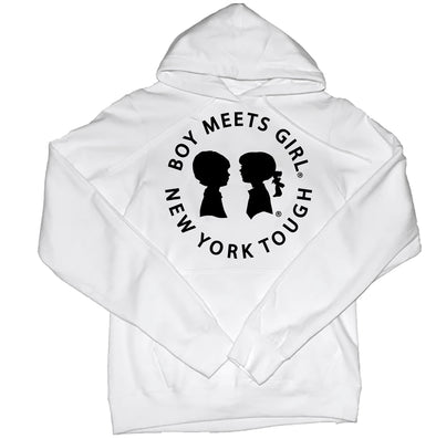 BOY MEETS GIRL® New York Tough Pullover Hoodie