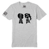 BOY MEETS GIRL® x Youth Empower x Voto Latino Grey Unisex Voting T-Shirt