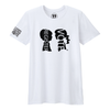 Boy Meets Girl® x Youth Empower White Unisex Voting T-Shirt