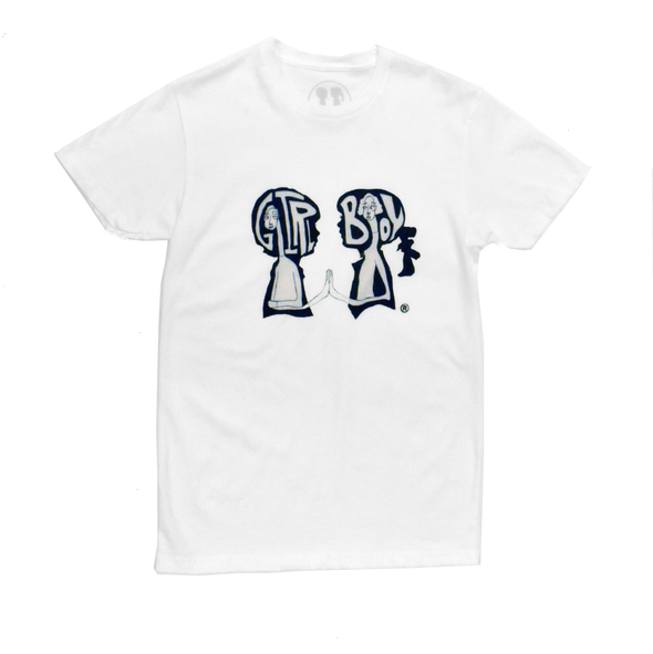BOY MEETS GIRL® Artist Series Unisex T-Shirt: Cerise Zelenetz