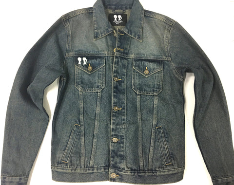 No Secrets Oversized Denim Jacket