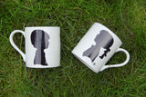 Boy Meets Girl Mug Set