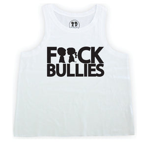 BOY MEETS GIRL® F**ck Bullies Box Tank