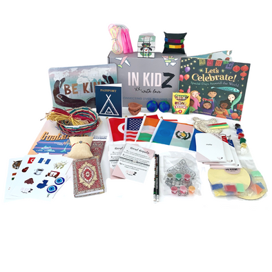 IN KIDZ Holiday Bundle Box