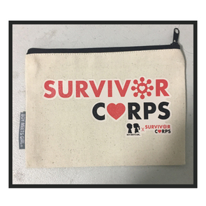 BOY MEETS GIRL® x Survivor Corps Limited Edition Pouch