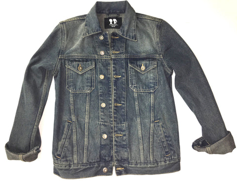 Lasting Joy Over-sized Denim Jacket