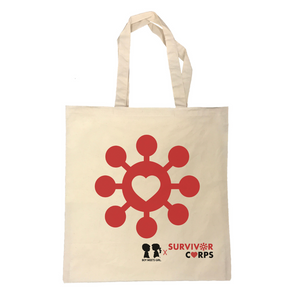 BOY MEETS GIRL® x Survivor Corps Limited Edition Tote Bag