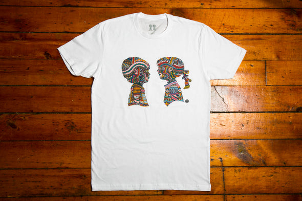 "BOY MEETS GIRL® Artist Series Unisex T-Shirt ""Future Romance"": Aaron Purkey"