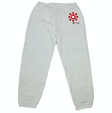 BOY MEETS GIRL® x SURVIVOR CORPS Heather Grey Classic Sweats