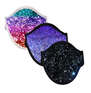 "BOY MEETS GIRL® ""Dylan"" Sparkle City Drinking Mask 3-Pack"