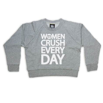 WCW EVERYDAY CROP SWEATSHIRT