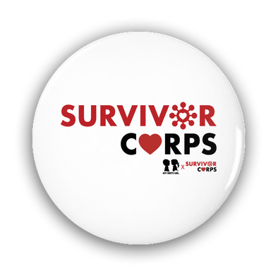 BOY MEETS GIRL® x SURVIVOR CORPS PINS (Pack of 3)