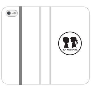 BOY MEETS GIRL® Wallet Phone Cases