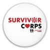 BOY MEETS GIRL® x SURVIVOR CORPS Pin-Back Buttons (Pack of 3)