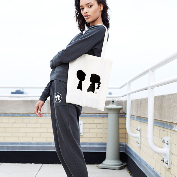 BOY MEETS GIRL® Logo Tote
