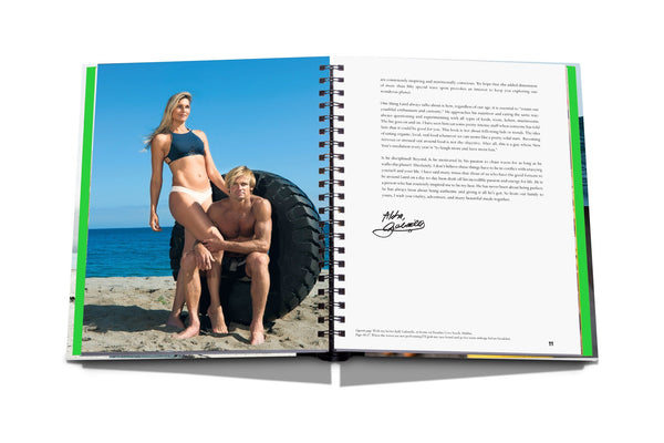 Autographed | Fuel Up | Hard Cover