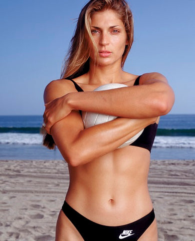 Gabby Reece Pro Beach Volleyball Photo