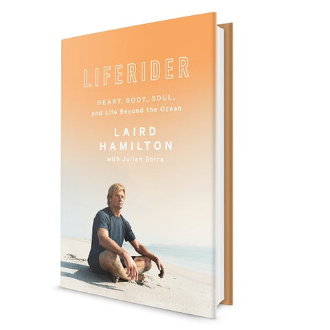 LifeRider: Heart, Body, Soul, and Life Beyond the Ocean | Autographed