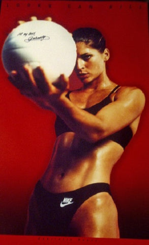 Gabby Reece Poster - Looks Could Kill