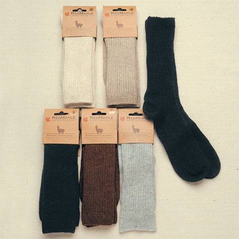 Copper Crew Socks