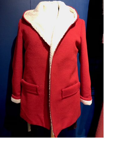Women's Hooded Jacket