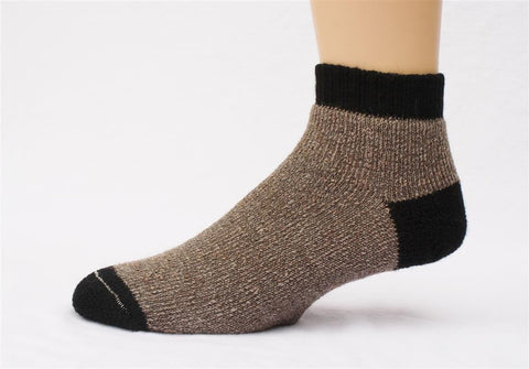 Short Outdoor Adventure Sock