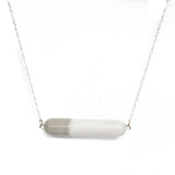 Float pendant necklace