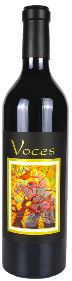 2016 Voces Blau Vineyard Merlot