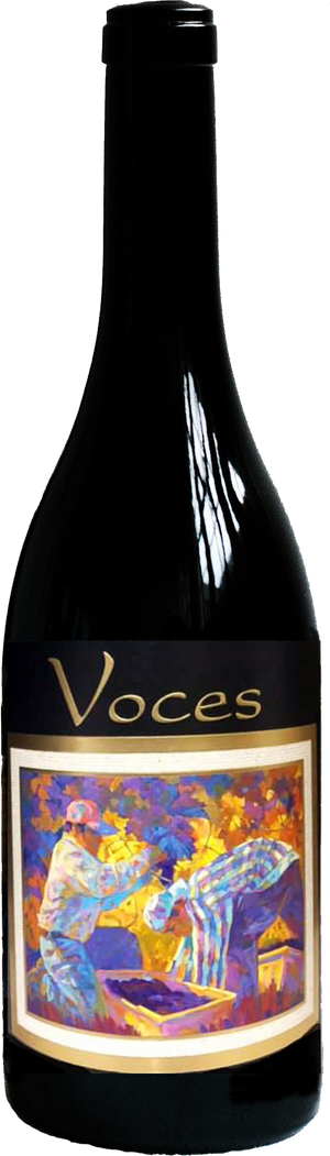 Voces Cellars 2017 Russian River Pinot Noir
