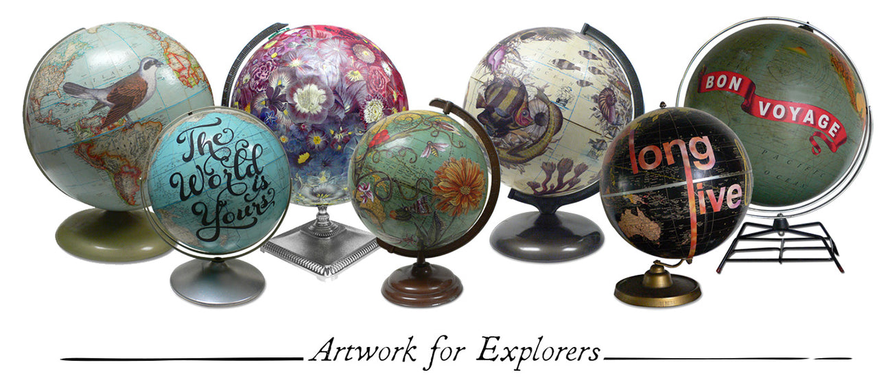 Wendy Gold Studios Artwork for Explorers