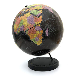 Personalized and Engraved Family Legend Travel Globe with Pins by Wendy Gold