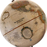 Imprinted 9 inch Axis Family World Globe