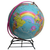 Spread Love Vintage Globe