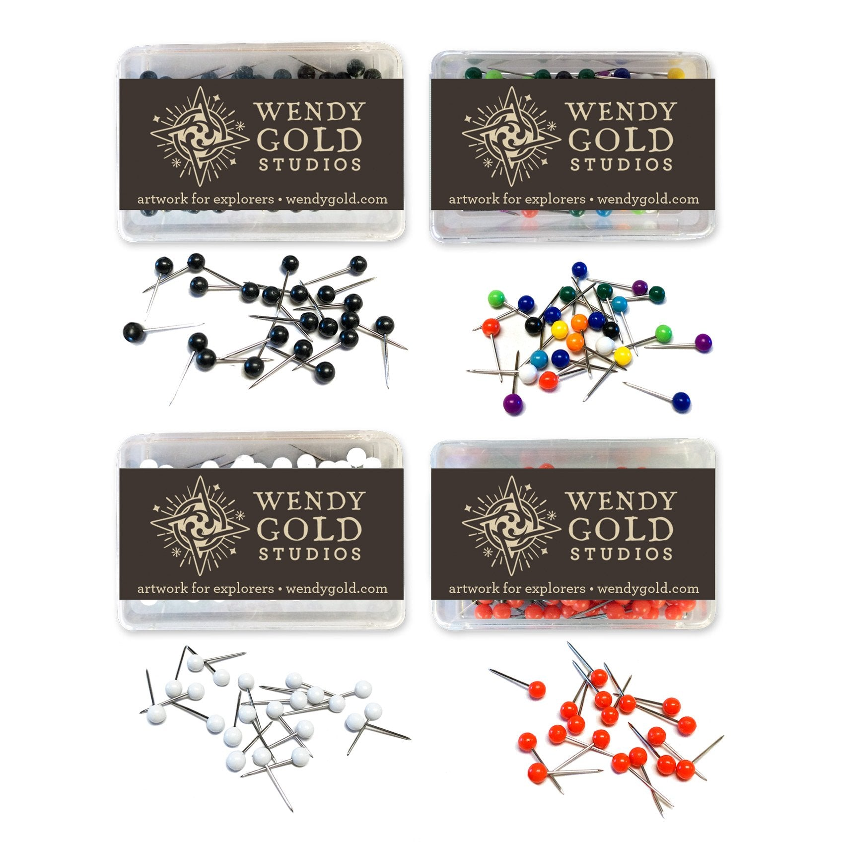 wendy gold studios pin colors