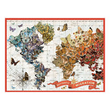 Butterfly Migration 1000 Piece Puzzle by Wendy Gold