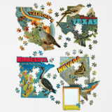 Nevada 100 piece mini shaped puzzle