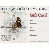 Wendy Gold Studios Gift Certificate